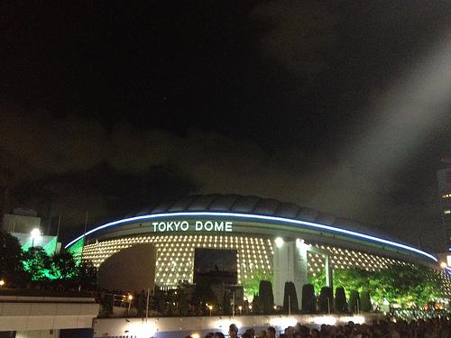 AKB48 in TOKYO DOME ~1830mの夢~ 2日目に行ってきたよ!