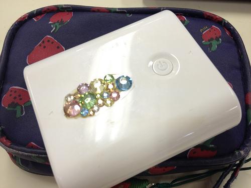AKB48スーパーフェスティバルに向けて…?モバイルバッテリー『cheero Palette』を買い足したよ!