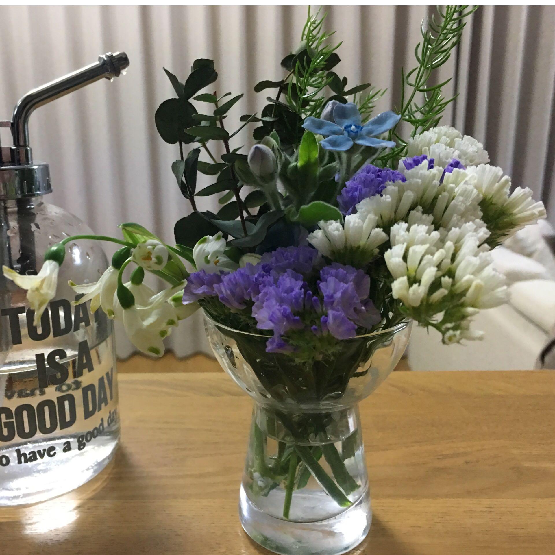 月1400円から、花がある暮らしが作れる『Bloomee LIFE』すっごくお勧めだよ!