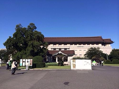 上野で京都!国立博物館 平成館にて『京都 洛中洛外図と障壁画の美』に行ってきたよ!!