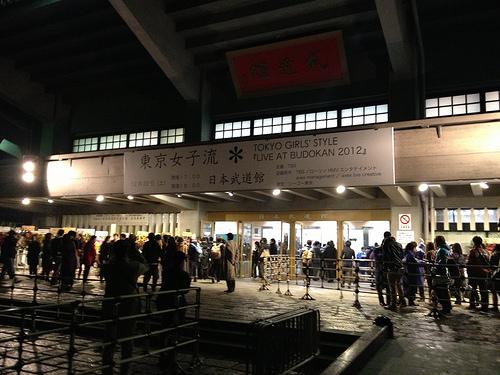 平均年齢15歳!!東京女子流「LIVE AT BUDOKAN 2012」に行ってきたよ!!