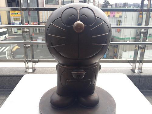川崎市 藤子・F・不二雄ミュージアムに行って(食べて)きたよ!!!