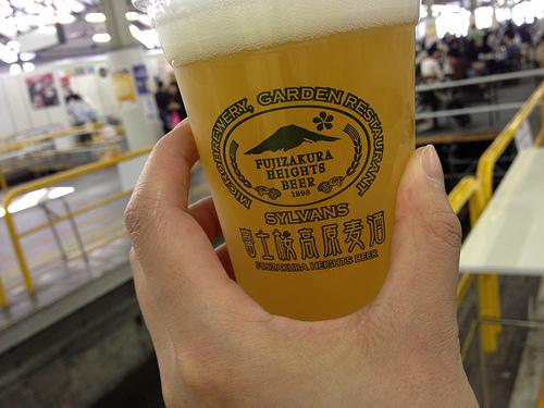渋谷ekiato!Beer Terminalに行ってビールをたくさん飲んできたよ!!