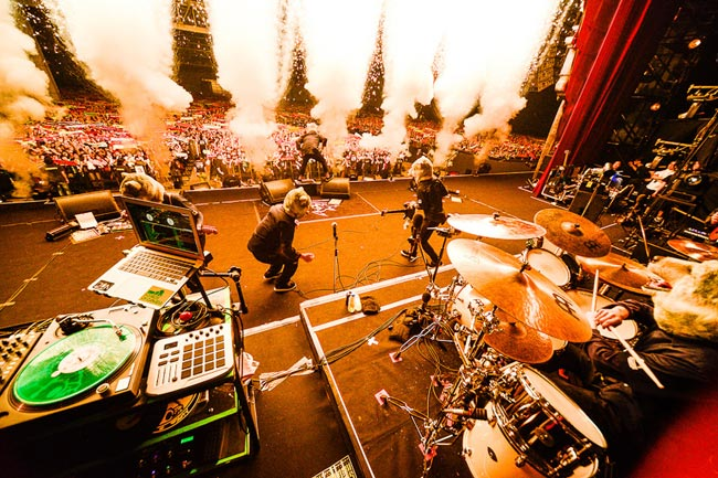MAN WITH A MISSION 『Tales of Purefly Tour 2014』に参戦してきたよ!!!!