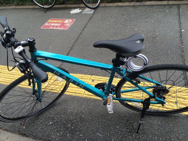 自分の自転車を持つのは14年ぶり…?自転車初心者がクロスバイクをかったよー!!!!!