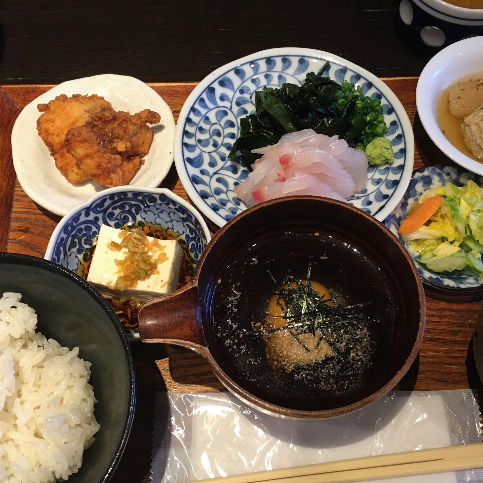 並んでも食べたい!浜松町鯛樹さんの鯛飯が超美味しいよ!!!!